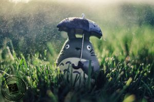 My Neighbor Totoro by mariesturges