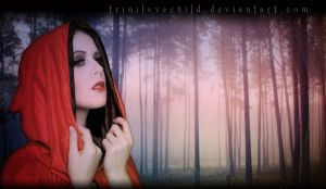 Red Riding Hood by trinilovechild