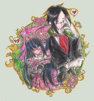 Its a Love - Hate Relationship by Shinomori-Misao