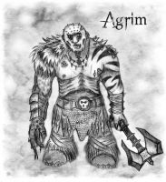 Agrim I by Ferkinason