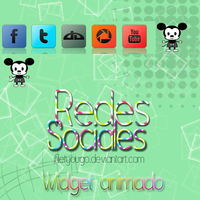 +Redes sociales Shortcut for Xwidget by IfILetYouGo
