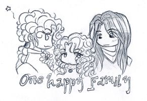 One Happy Family by Rucci