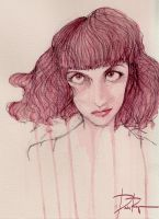 Red: Kimbra by daledoo