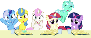 The Unicorn Six by punzil504