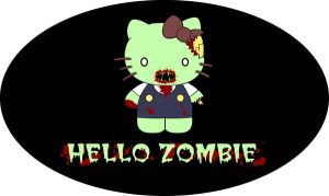 hello zombie by mibb