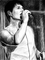 Morten Harket - digital - by kourinthellama