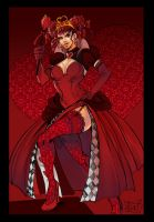 Red Queen by JocelynAda