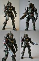 Mandalorian Commando (Heavy Armor) by Mace-X