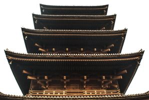 To-ji Stacks of Plates 01 by taeliac