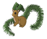 Fakemon: 002 Fernirral V2 by bubblewrap-pancakes