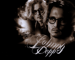Johnny Depp wallpaper by Psychicznax