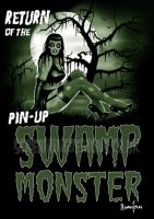 Swamp Monster by ScreamingDemons