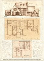 House 335, A Tudor/Storybook Luxury Home by Built4ever
