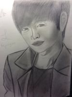 Drawing of L of Infinite by rawrzthellamamatoki