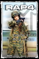 RAP4 Fusion Style BDU Jacket by RealActionPaintball