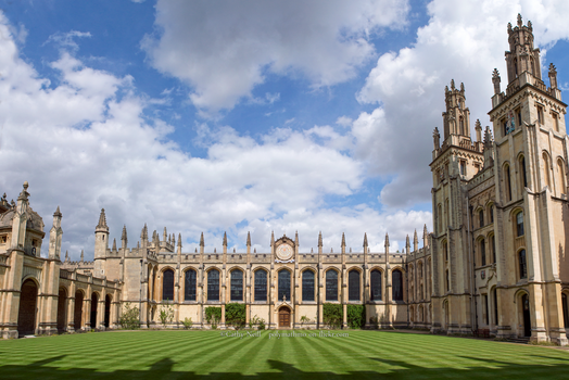 All Souls College by polymathmo