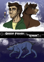 THU AP: Gideon Foster by Sockless-Sheep