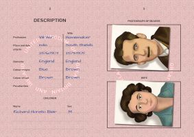 Orwell Passport Pages by alicelights