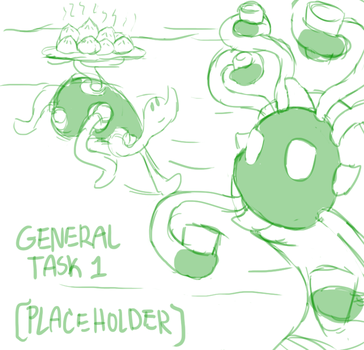 PMDU Anchored:  General Task 1 [PLACEHOLDER] by brushtrail