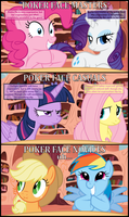 Pony Polka Faces by Eagle1Division