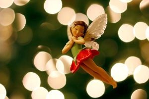 The Christmas Fairy by VileYonderboy