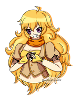 Yang Xiao Long by YanstarPrior250