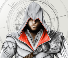 Ezio by clarkx