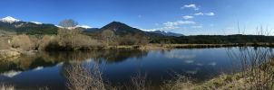Pirin Lakeview Panorama by twisteDtenDerness