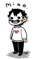 Zacharie by KrystalizedArtist9