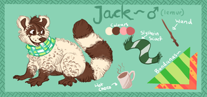 Jack Ref Sheet by KuteKai