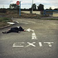 Exit. by PlaceInTheDirt
