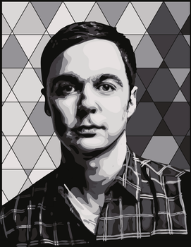 Jim Parsons by JosephSinger