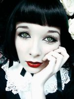 Porcelaine Doll. by is2boogleyfish
