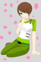 Rebecca Chambers by RE4me95