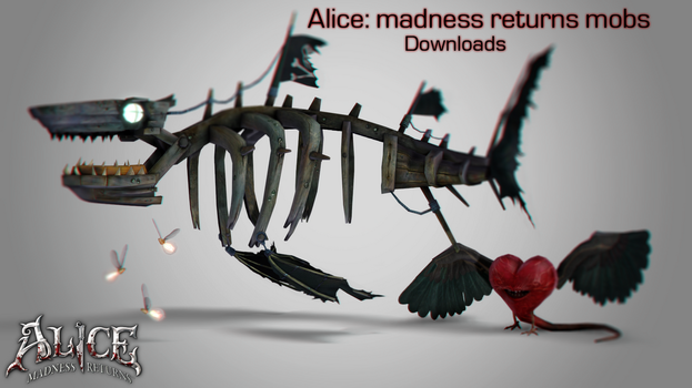 Alice madness returns mobs [Downloads] by ArisuIdzuri