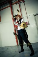 Steampunk AiW: March Hare 02 by XiaoBai
