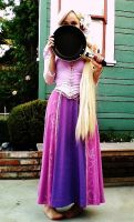 Rapunzel's Just a Little Shy, by pixi996