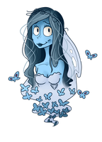 Corpse Bride by ocean0413