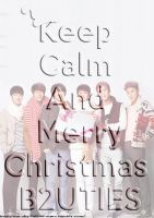 Happy Holidays beauties !!! (Keep calm) by The-sky-GREEN-25