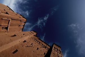 Postcard from Ait Benhaddou 01 by JACAC
