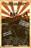 art zombies by only-hope