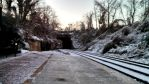 Snow on the Tracks Jan 2013 VA by kfsevensoviet