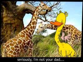Seriously, i'm not your dad by GuillermoRamirez