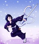 Commish - Bleach - Rukia by sapphireluna