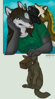 ID March 2009 by CunningFox