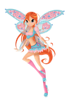 Bloom believix 3D try :) by WinxFandom