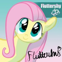Fluttershy  Autograph Series by whatchyagonnado
