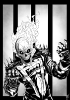 Ghost Rider: Spirit of Vengence by JCKutney21