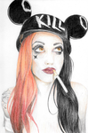 Ash Costello by KaiVelocity