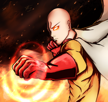ONE PUNCH MAN by HDDRAW